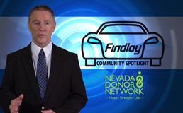 Findlay Community Spotlight | Nevada Donor Network