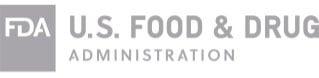 FDA-logo-grayscale