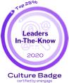 5f18c0e37c919aee3859fa48_Leaders in the know culture badge-1