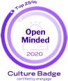 5f18c1e0f48aab818f1b89b1_Open Minded Culture Badge